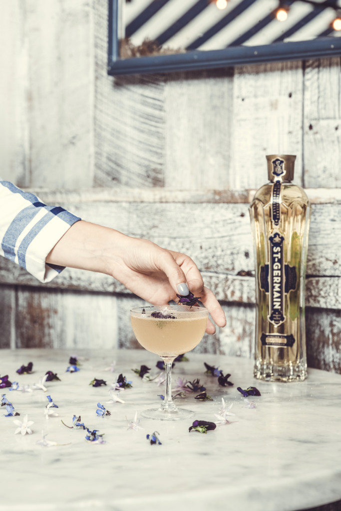 ST GERMAIN - SAUVAGE COCKTAIL 1