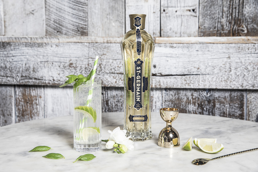 ST GERMAIN - ST GERMAIN GIN & TONIC 1