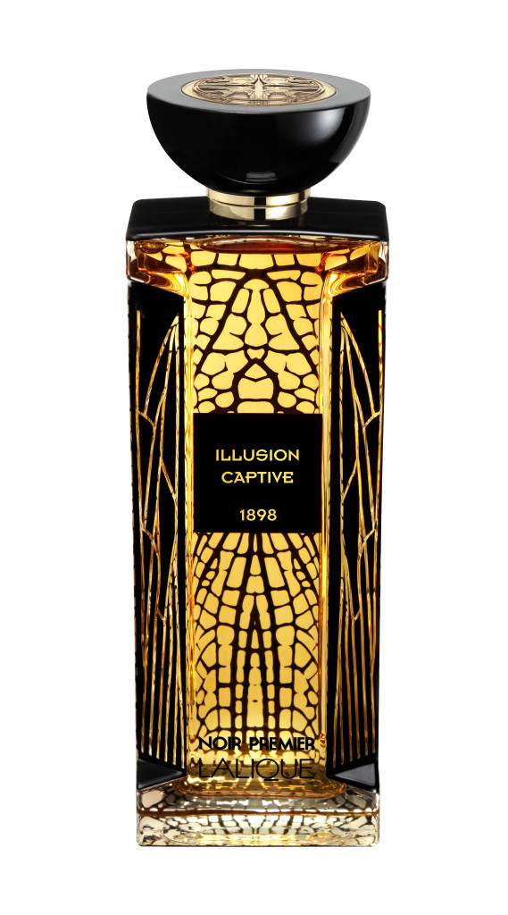 Collection Noir Premier - René Lalique-Illusion-Captive-fragrance