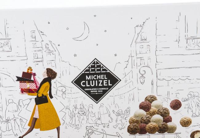 Michel Cluizel – chocolats et confiseries – collection automne hiver