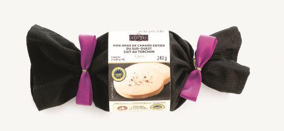 foie gras de canard du sud ouest - monorprix gourmet