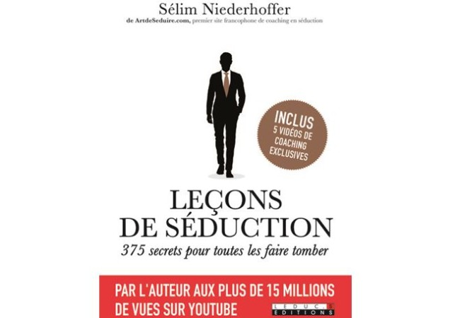 Leçons de séduction – éditions Leduc