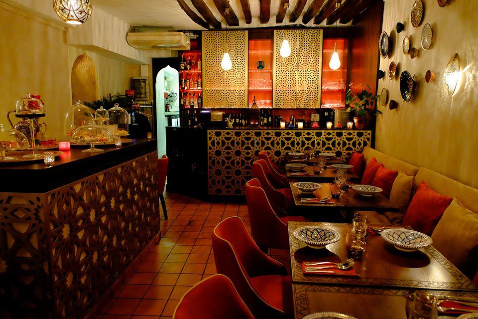 Le Méchoui du Prince - restaurant marocain à Paris