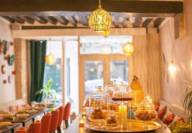 Le Méchoui du Prince – restaurant chic marocain à Odéon – depuis 1969