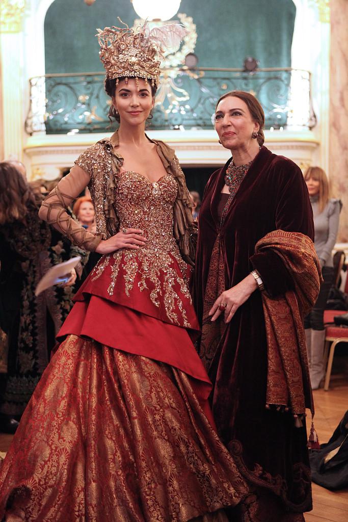 Nilofer Shahid - Paris Fashion Week - Ambassade du Pakistan