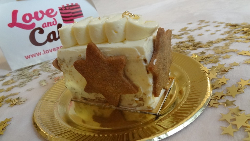 Love and Cakes - pâtisseries artisanales - Paris Frivole