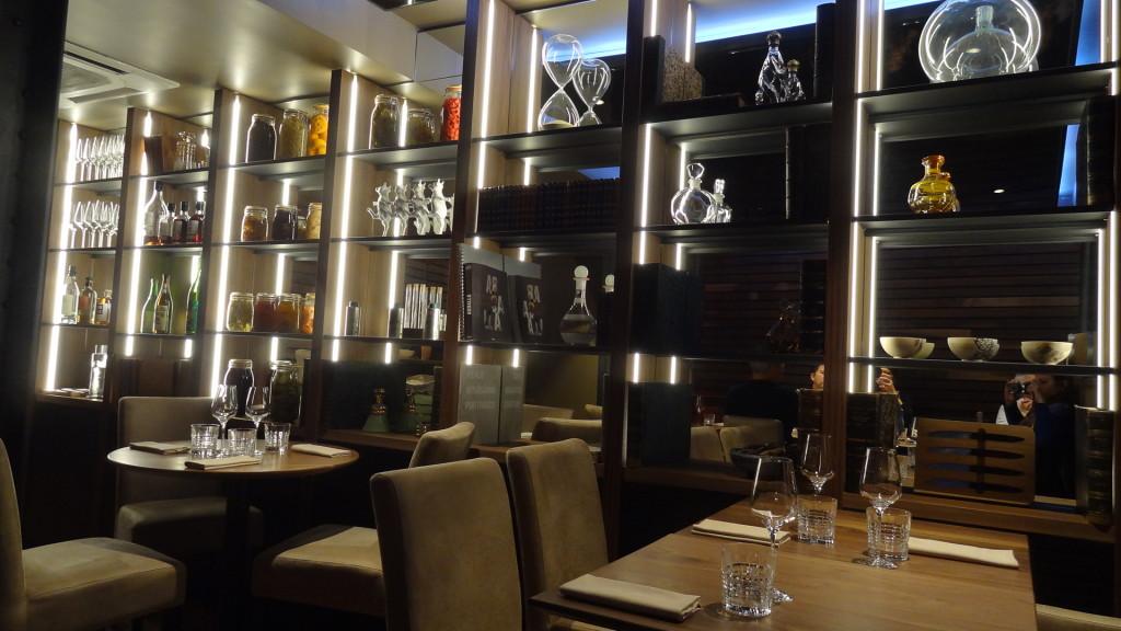 Mumi - nouvelle adresse gastronomique - cuisine arty