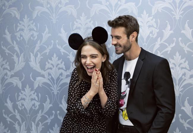 Pandora – la première collection Disney – bijoux