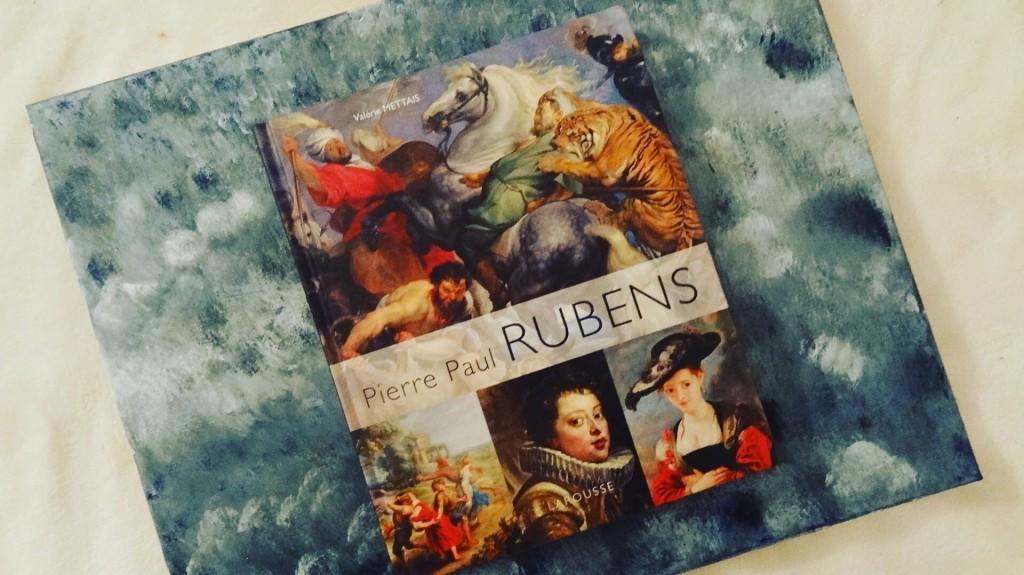 Pierre Paul Rubens - éditions Larousse - Valérie Mettais