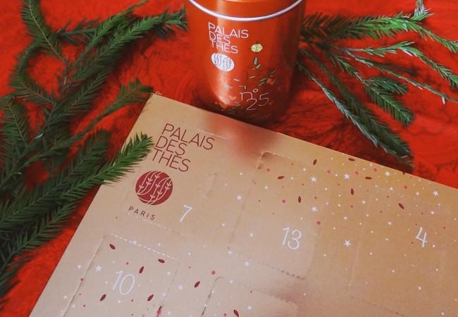 Palais des Thés – le calendrier de l'avent du thé