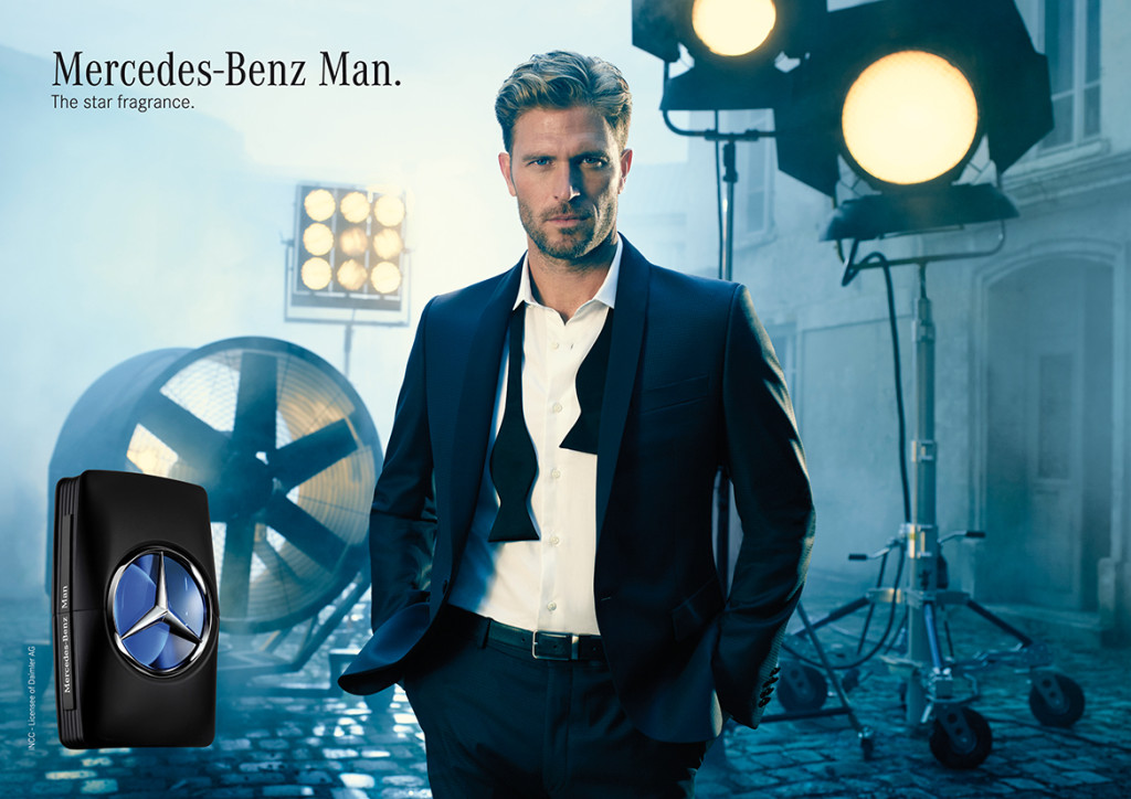 Mercedes Benz Man - eau de toilette