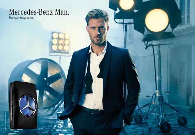 Mercedes-Benz Man – Eau de toilette pour homme