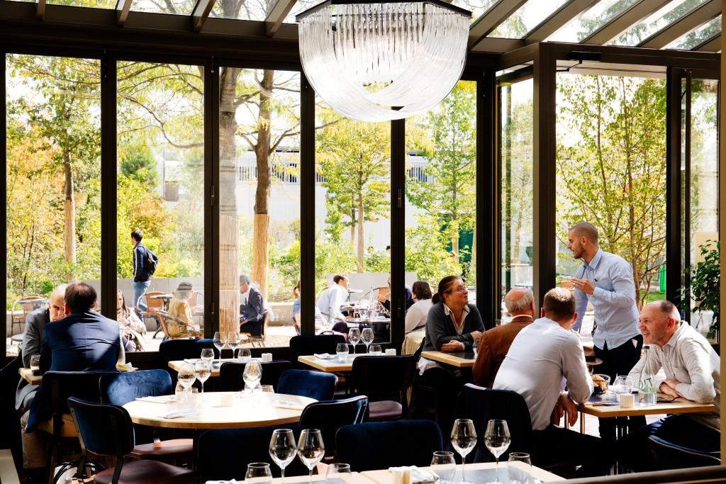 Baltard au Louvre - l'adresse gastronomique du quartier des Halles