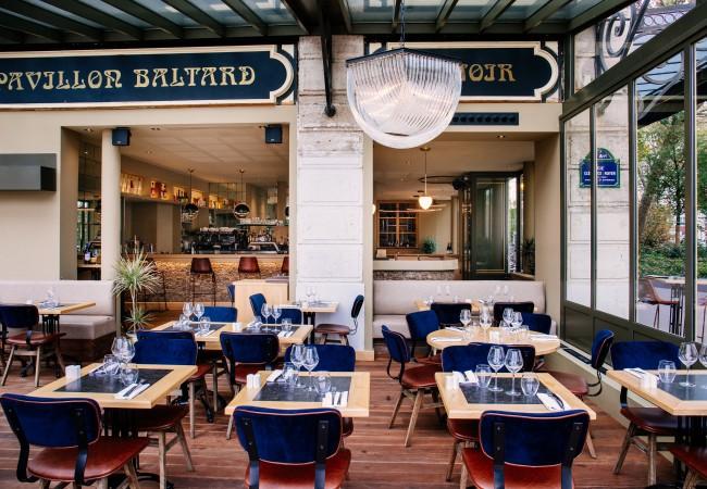 Baltard au Louvre – l'adresse gastronomique du quartier des Halles