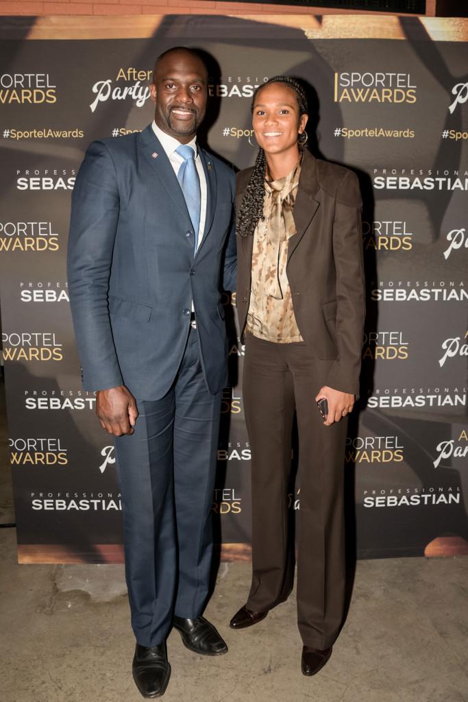 Sportel Awards - la marque SEBASTIAN partenaire de l'événement