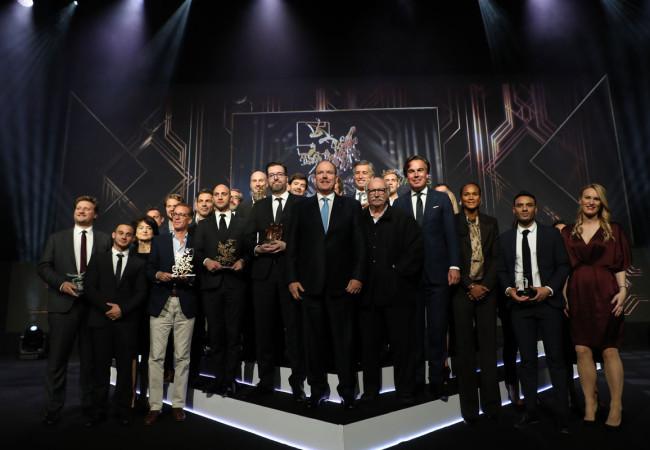 Sportel Awards – la marque SEBASTIAN partenaire de l'événement