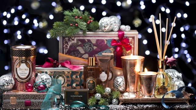 Sabon - collection de Noël 2017 - Celebration Wishes