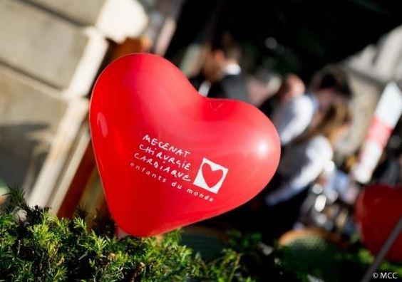 Les rendez-vous du coeur – Inès de la Fressange – Café de la Paix