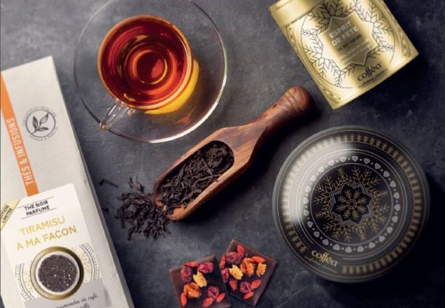 Cofféa – thés de Noël – torréfacteur passionné