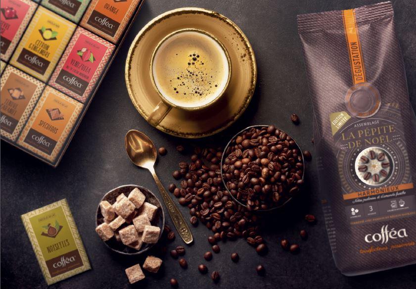Cofféa - torréfacteur - café