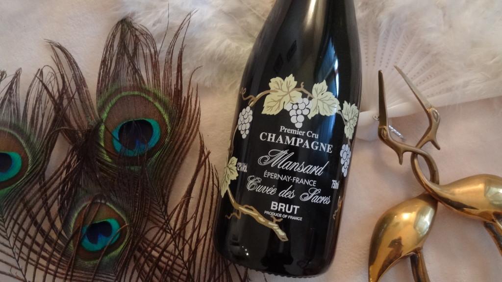 """Intermarché propose son champagne """"Mansard Cuvée des Sacres"""""""