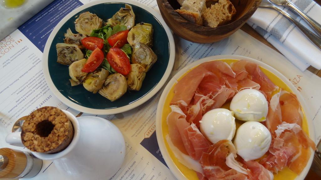 Roberta - nouveau restaurant italien à Montmartre - épicerie et traiteur