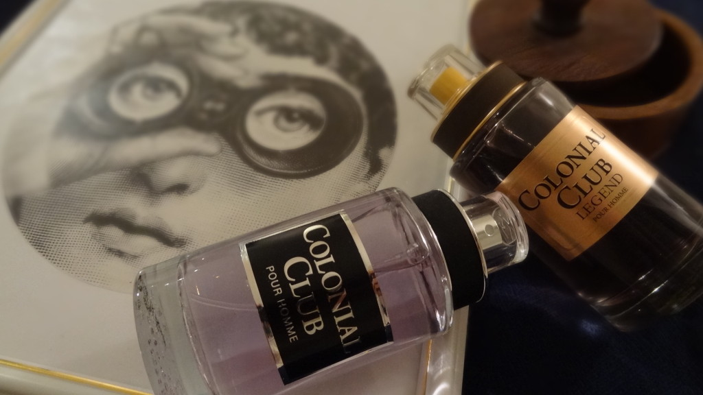 Colonial Club - parfums pour homme - idée cadeau de Noël - Jeanne Arthès