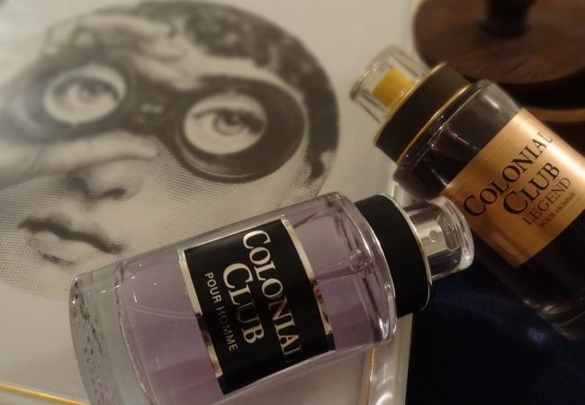 Colonial Club – parfums pour homme – idée cadeau de Noël
