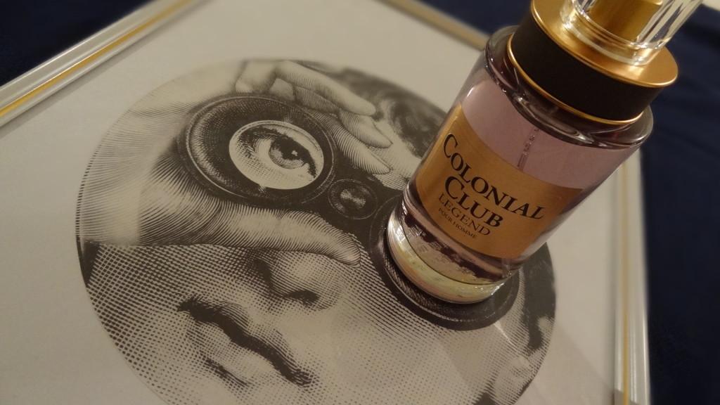 Colonial Club - parfums pour homme - jeanne arthès
