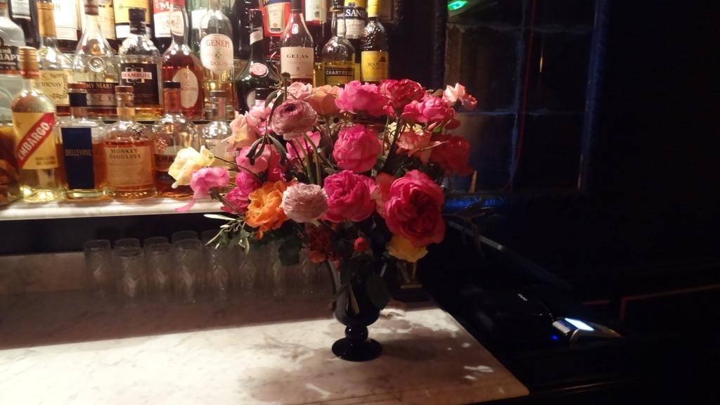 Le défilé Paris Frivole pour Le Peignoir - Hôtel de Jobo - Une fleur en liberté