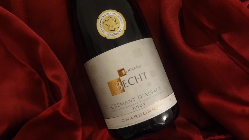 Sélection de Crémants d'Alsace Blanc Brut - Le Domaine Bernard Becht