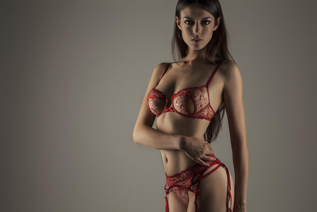 Demoizelle - lingerie française de luxe- dessous chics