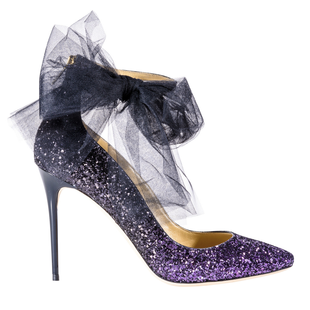 Escarpin JIMMY CHOO en exclusivité pour le PRINTEMPS 795€