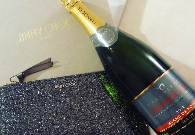 Champagne Mandois – Blanc de Noirs 2012 – cuvée d'exception