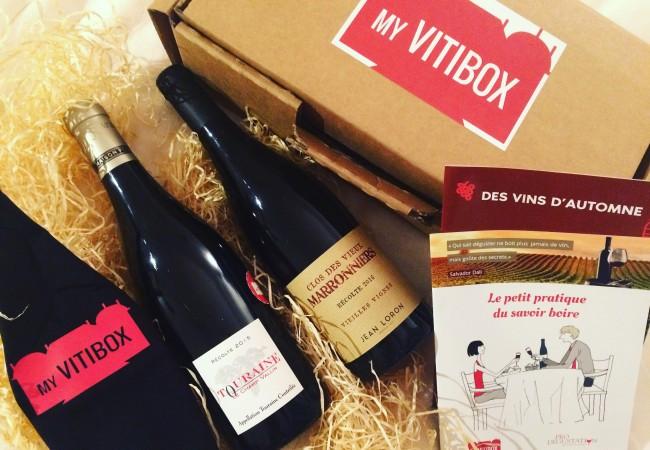 My Vitibox – le sommelier de l'Elysée – box vin