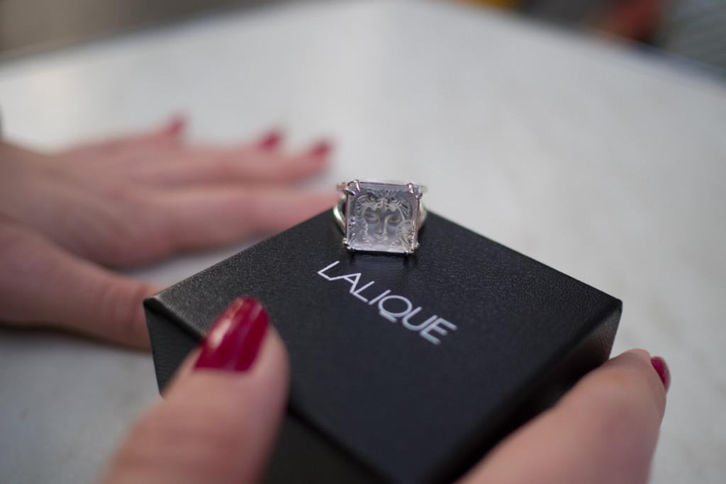 René Lalique - collection Arethuse - Vessière Cristaux
