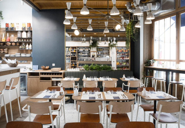 Roberta – nouveau restaurant italien à Montmartre – épicerie et traiteur