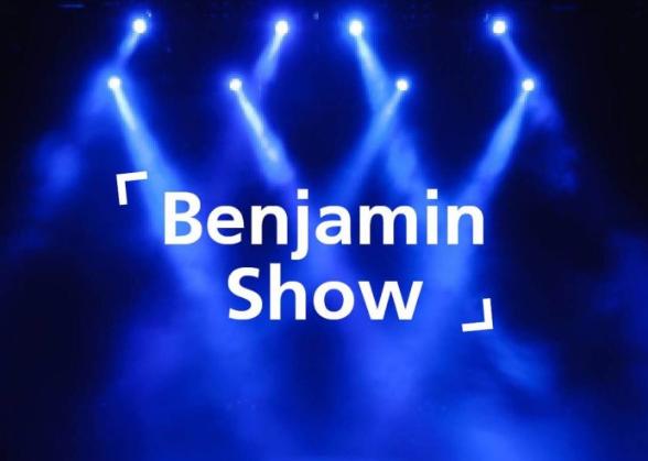 Le Benjamin Show – Théâtre de Dix Heures