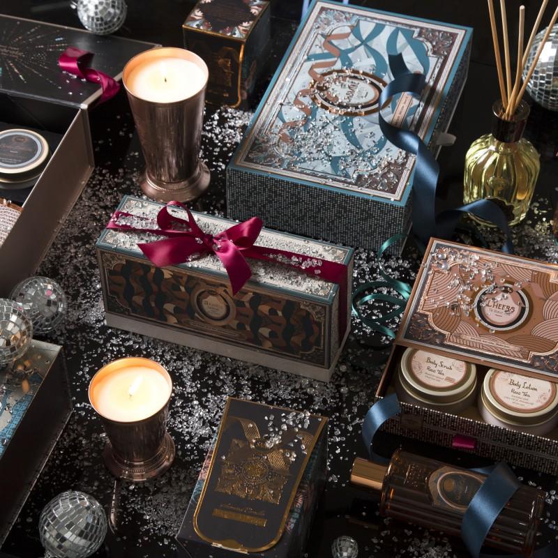 Sabon - collection de Noël 2017 - Celebration Wishes