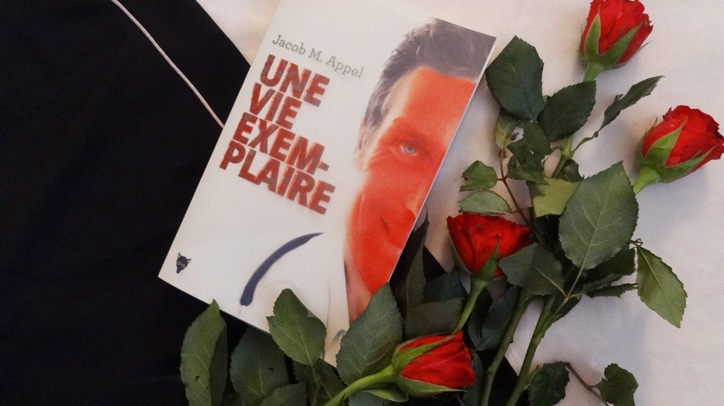 Une vie exemplaire - éditions de la Martinière