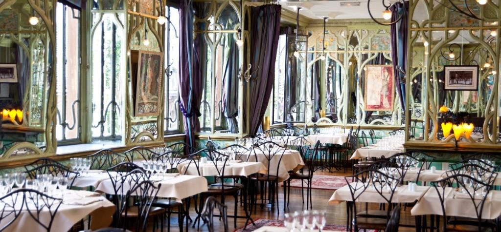 Bouillon Racine - un dîner digne de la Belle Epoque - Paris Frivole