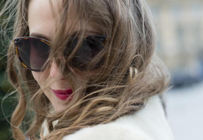 Quelles lunettes solaires porter cet été ? Des lunettes papillons – look rétro