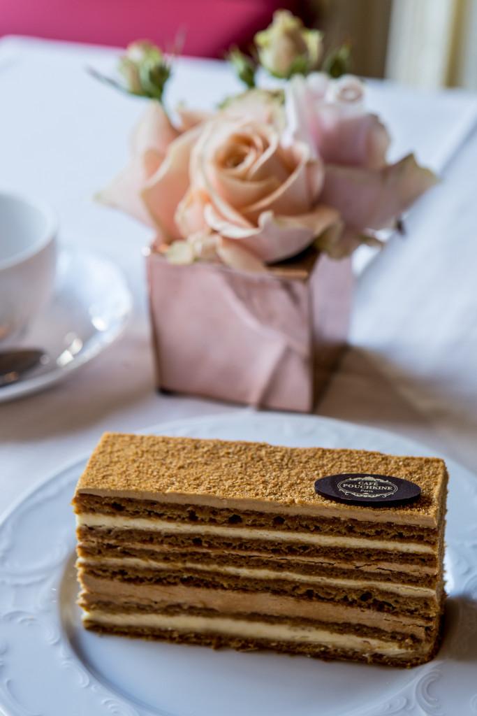 Café Pouchkine - salon de thé et restaurant russe - Place de la Madeleine
