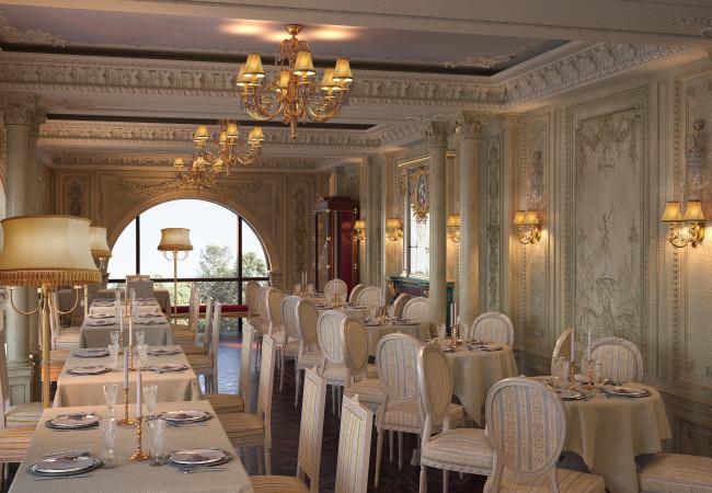 Café Pouchkine – salon de thé et restaurant russe – Place de la Madeleine