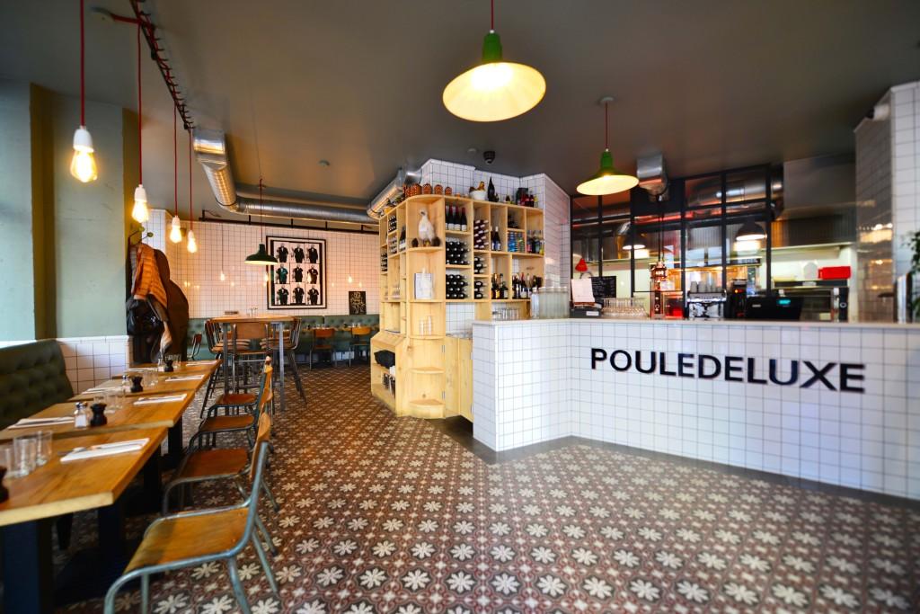 Poule de Luxe - rôtisserie - nouveau restaurant dans le 16ème