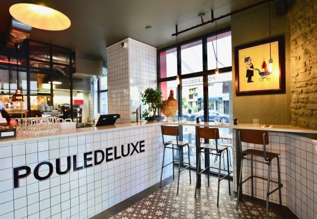 Poule de Luxe – rôtisserie – nouveau restaurant dans le 16ème