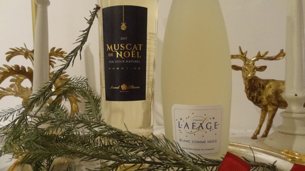 Muscats de Noël - AOP Muscat de Rivesaltes