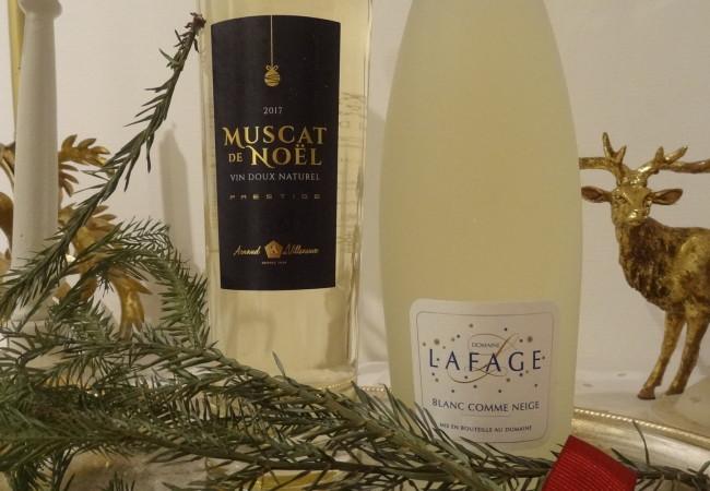 Muscats de Noël – AOP Muscat de Rivesaltes