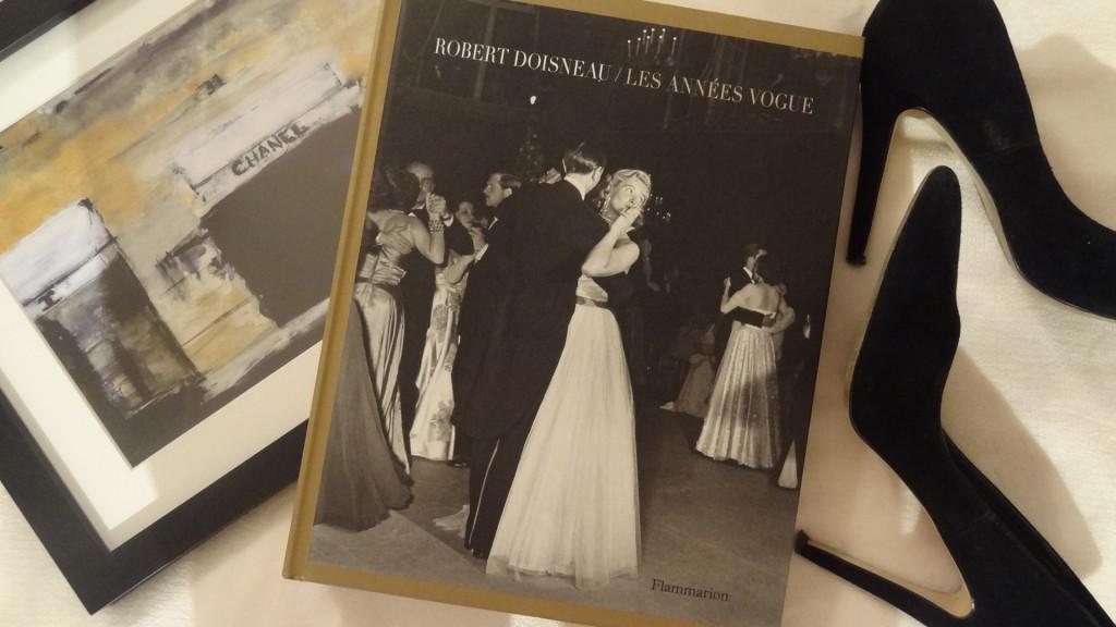 Les années Vogue de Robert Doisneau - éditions Flammarion