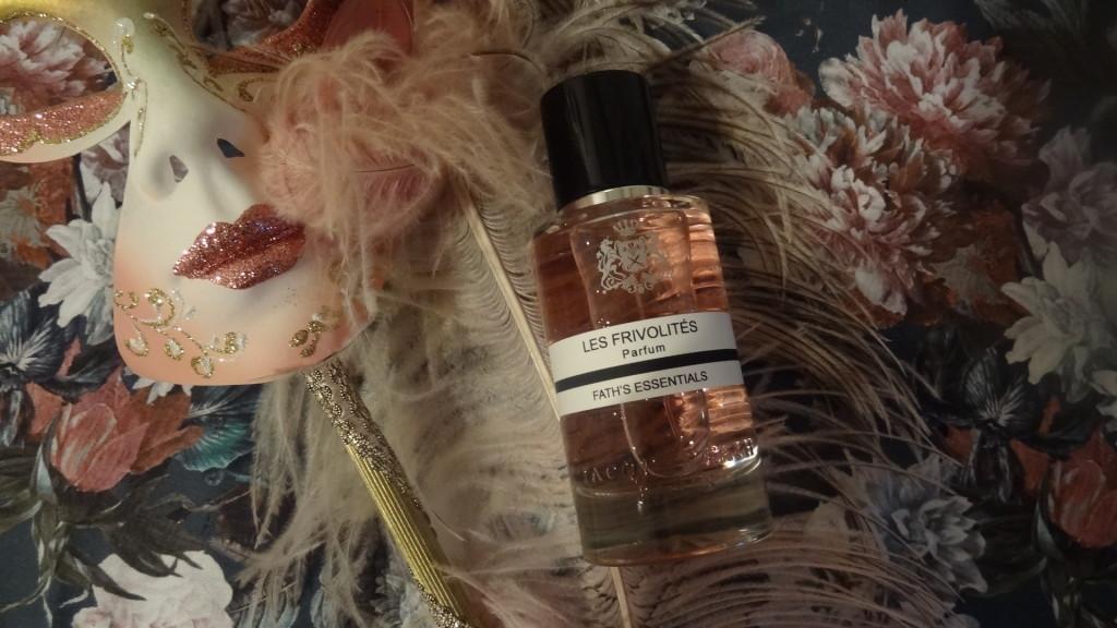 Les Frivolités - Jacques Fath Paris - parfum